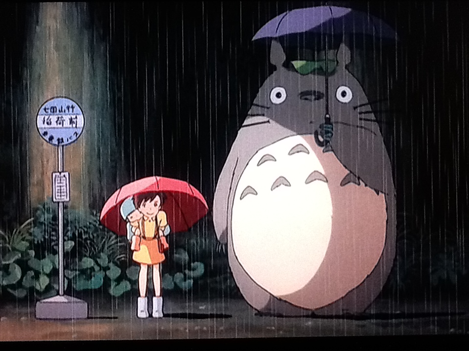 'My Neighbor Totoro' – G.G. – Story Design | Game Design Zen